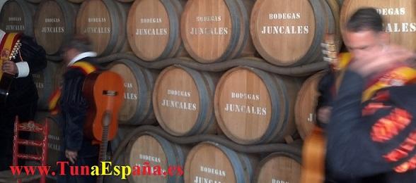 Tuna España, Bodega Los Juncales, Cancionero tuna, Musica de Tuna, Ronda La Tuna