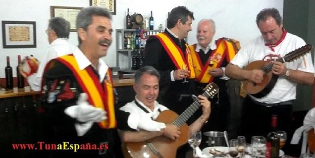 Tuna España, Cancionero tuna, El Rocio, 14, Don Dudo, Canciones de Tuna
