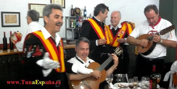Tuna España, Cancionero tuna, El Rocio, 14