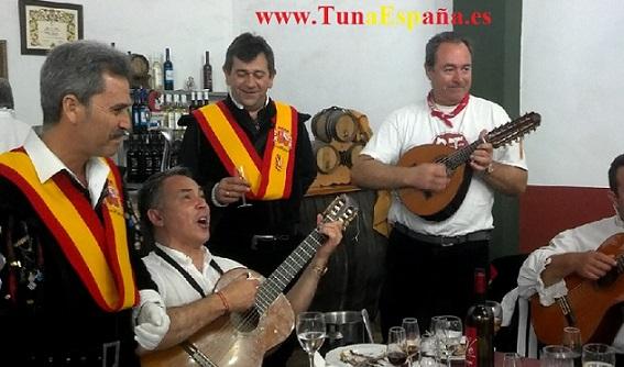 Tuna España, Cancionero tuna, El Rocio, 15, Dudo