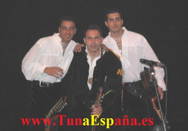 Tuna España, Carluchos,Cancionero Tuna, musica de tuna, Ronda La Tuna, don dudo, canciones de tuna