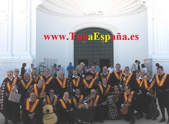 Tuna España, El Rocio, Cancionero Tuna, Ermita, 90, don dudo