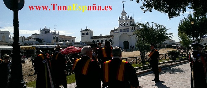 Tuna España, Ermita Del Rocio, Don Dudo, cancionero tuna, Musica de Tuna