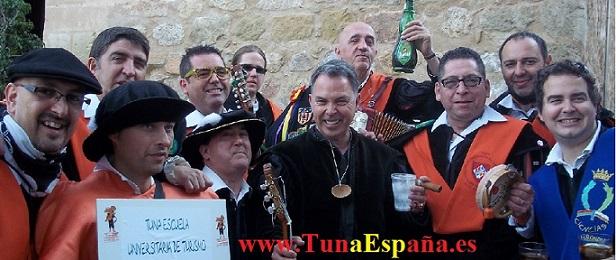 Tuna España, Tuna Turismo Mallorca, Don Dudo, Cancionero Tuna, Musica de Tuna
