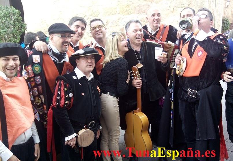 Tuna España, Tuna Turismo Mallorca,2, Mojacar, Cancionero Tuna, Don Dudo