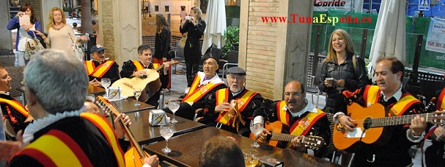 TunaESpaña, Cancionero Tuna 9