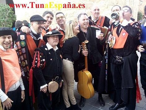 TunaESpaña, Cancionero Tuna, Mojacar, Tuna Mallorca