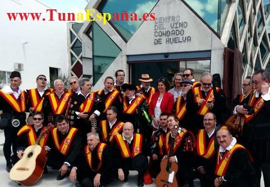 TunaEspaña, 1, cancionero tuna, Bollullos del condado