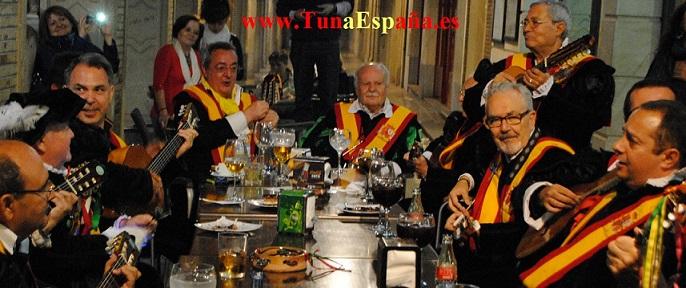 TunaEspaña, Cancionero Tuna ,10, Certamen Tuna, Ronda La Tuna