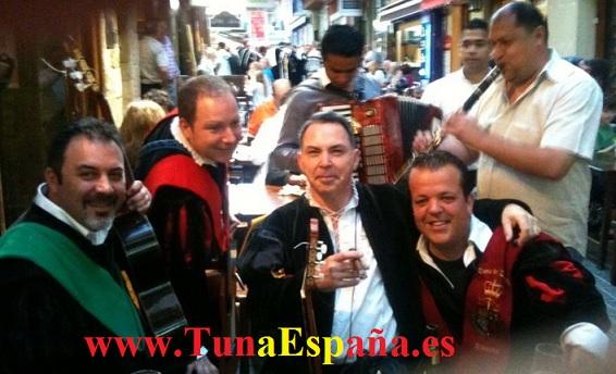 TunaEspaña,  Cancionero Tuna,  Don Chiqui, Don Macario, Canciones de tuna,44, benidorm