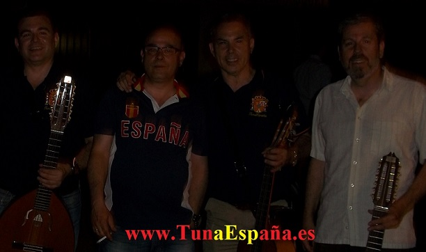 TunaEspaña, Tuna España, Almeria, Cancionero Tuna,8, Don Dudo