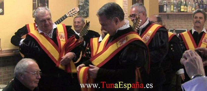 TunaEspaña, Tuna España, Cancionero tuna, musica tuna, imposicion de beca, don dudo, certamen tuna, bautizo tuna, Cartagena, Isaac