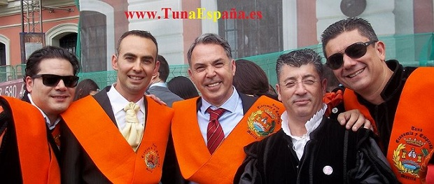 TunaEspaña, Tuna España, Certamen Tuna, Cancionero tuna, Boda Don SanMi, Don Dudo