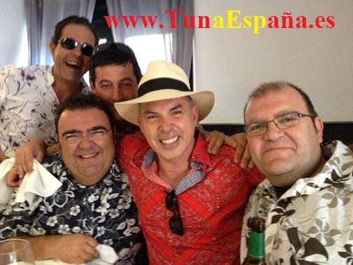 TunaEspaña, Tuna España, Certamen Tuna, Cancionero tuna,  Don Dudo, Don Gerundio, Don Participio,Don linares