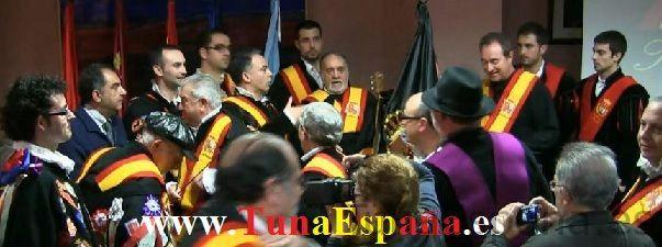 TunaEspaña, Tuna España, Certamen Tuna, Cancionero tuna, Hemiciclo Universidad de Murcia, Don Dudo