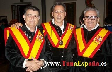 TunaEspaña, Tuna España, Don Mique, Don Dudo, Don Pepelu, Cancionero Tuna, Ronda, Musica de Tuna