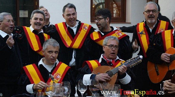 TunaEspaña,Tuna España, Cancionero Tuna, Don Dudo, Bautizo Tuna, Don Maristas, Canciones de Tuna, Certamen Tuna