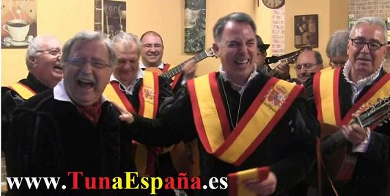 TunaEspaña,Tuna España, Cancionero Tuna, Don Dudo, Bautizo Tuna, Don Maristas