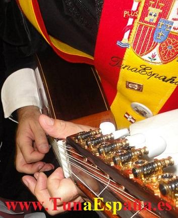 TunaEspaña,Tuna España, Cancionero Tuna, Don Dudo, bandurria