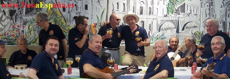 TunaEspaña, Tuna España, Comida San Miguel, Cancionero Tuna,5