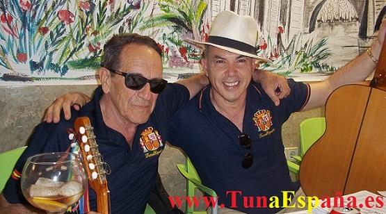 TunaEspaña, Tuna España, Comida San Miguel, Cancionero Tuna,7, Don Dudo