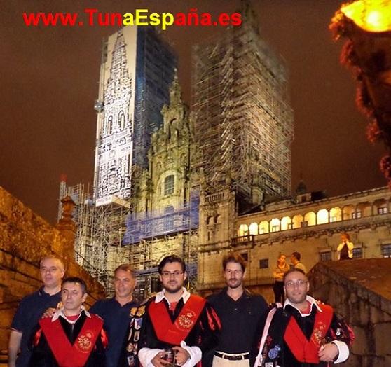 TunaEspaña, Tuna España, Cancionero Tuna, Musica Tuna, Tuna Dx Santiago de Compostela