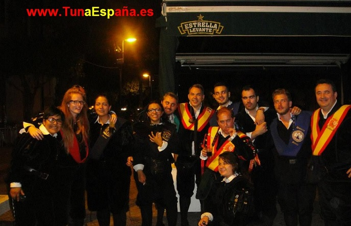 TunaEspaña, Tuna España, Cancionero Tuna, Musica Tuna,Certamen Del Carmen, disminini