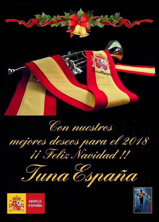 Carlos Espinosa Celdran, Don Dudo, TunaEspaña, Navidad, dism