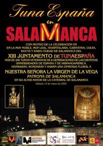 TunaEspaña, Juntamento Salamanca, DonDudo, Carlos Espinosa, Catedral