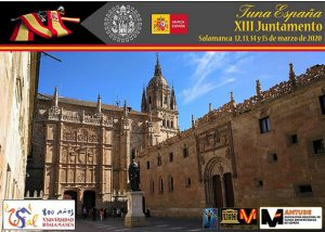 TunaEspaña, Juntamento Salamanca, DonDudo, Carlos Espinosa, Universidad