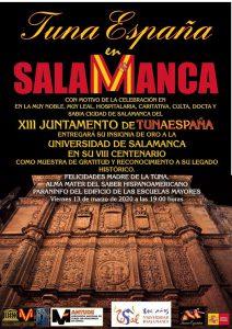 TunaEspaña, Juntamento Salamanca, DonDudo, Carlos Espinosa, Universidad salamanca, fronton