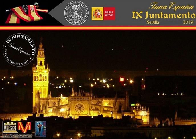TunaEspaña, Carlos Espinosa Celdran, Don Dudo, DonDudo, Juntamento Sevilla, Tuna España