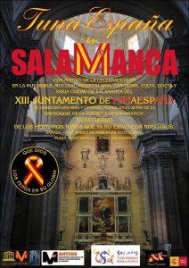 TunaEspaña, Juntamento Salamanca, DonDudo, Carlos Espinosa, caballero español, La Inmaculada
