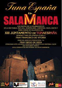 TunaEspaña, Juntamento Salamanca, DonDudo, Carlos Espinosa, caballero español, convento san esteban