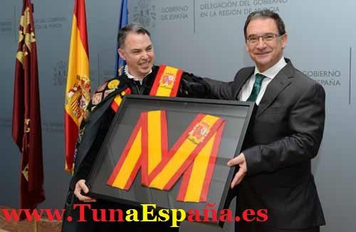 TunaEspaña-Marca España-Delegacion de Gobierno-Joaquin-Bascuñana ,Don Dudo, Tuna Universitaria