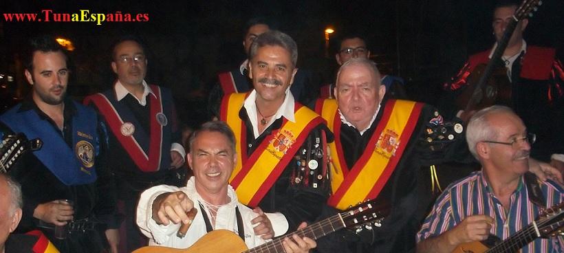 TunaEspaña, Tuna España, Don Dudo, Certamen Internacional Tuna, Tuna Universitaria