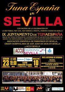 TunaEspaña,, juntamento, Carlos Espinosa Celdrán , Sevilla solidrid