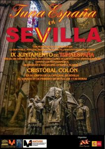 TunaEspaña,Cristóbal Colón, juntamento, Carlos Espinosa Celdrán , Sevilla