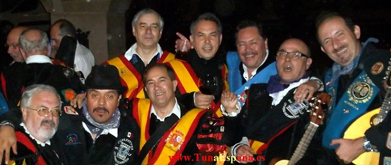 TunaEspaña, Cancionero tuna, Tuna medicina Murcia, Musica de Tuna, Certamen Tuna, 56,Dim