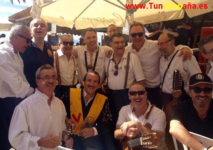 TunaEspaña, Rincon de la Victoria, Cancionero Tuna, Don Dudo, 09, dism