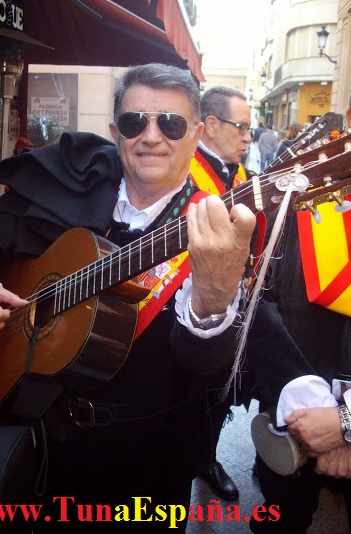 TunaEspaña, Tuna España, Cancionero Murcia, Canciones de tuna, Musica de Tuna, Don Mique