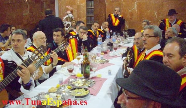TunaEspaña, Tuna España, Cancionero Murcia, Canciones de tuna, Musica de Tuna, Tuna Medicina Murcia, Cena