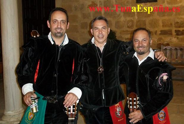 TunaEspaña, Tuna España, Cancionero tuna, Baeza