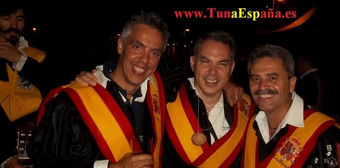 TunaEspaña, Tuna España, Tuna Derecho Almeria, Don Dudo,4. Ronda La Tuna, dism