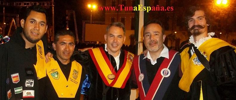 TunaEspaña, Tuna España, Tuna Universidad Chile La serena, Don Dudo,Tuna Universitaria, dism, Ronda La Tuna