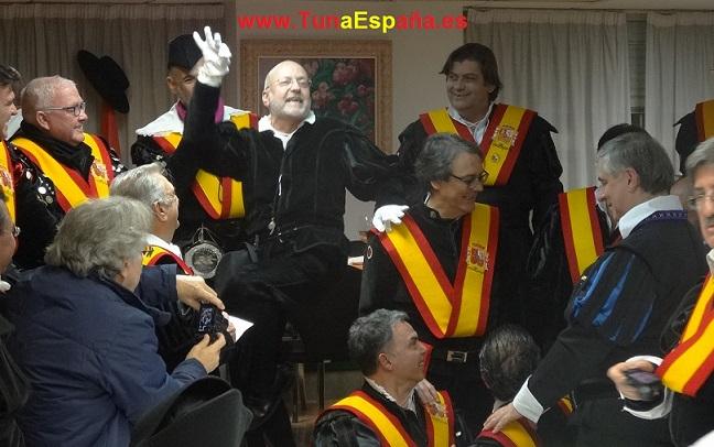 TunaEspaña, Don Dudo,Bautizo Tuna,  Juntamento, Cancionero Tuna, Universidad de Murcia, 00, dism, La Ronda