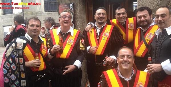 02, TunaEspaña, Santiago de compostela, Cancionero Tuna, dism