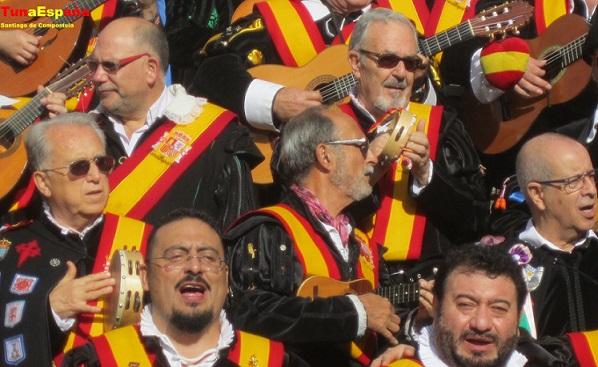 03, Tuna España, Musica Tuna, Cancionero Tuna, Catedral Santiago, dism