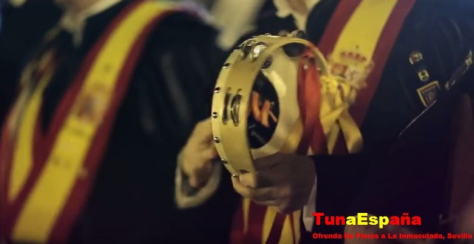 01,TunaEspaña, Inmaculada Sevilla,  DonDudo,puente, dismi, musica Tuna, Cancionero Tuna,pasacalle de la tuna