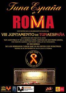 TunaESpaña, Roma, El Vaticano, Papa Juan Pablo II